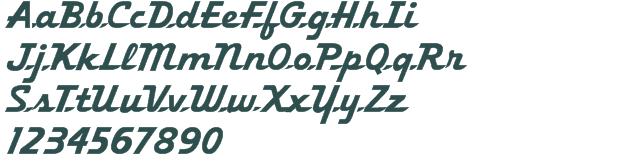 13 Automotive Retro Fonts Images - Chrome Text Effect Photoshop