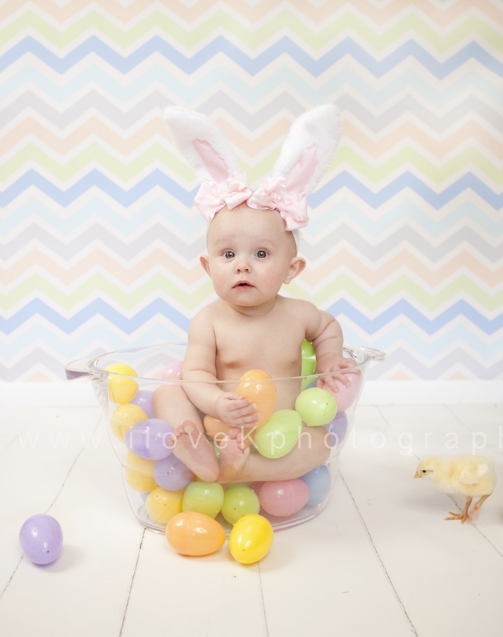 Easter Photography Backdrop Ideas