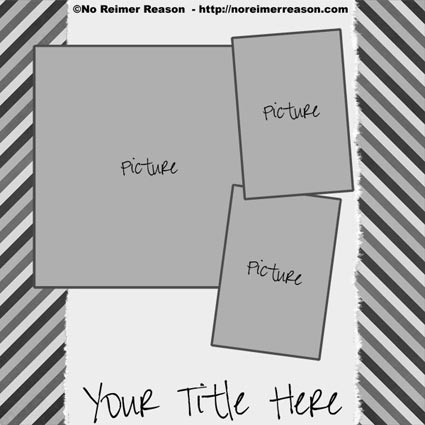 16 Free Psd Templates For Scrapbooking Images Free Scrapbook Page