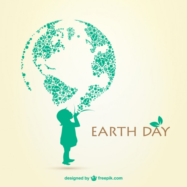 8 Earth Day Vector Images