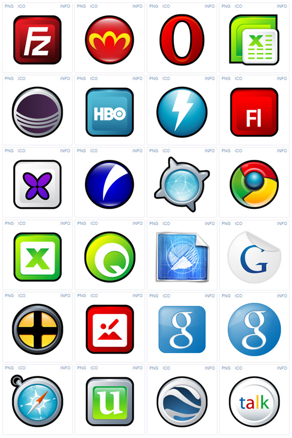 9 Free ICO Icons Download Images