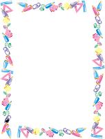 Free Kindergarten Clip Art Borders