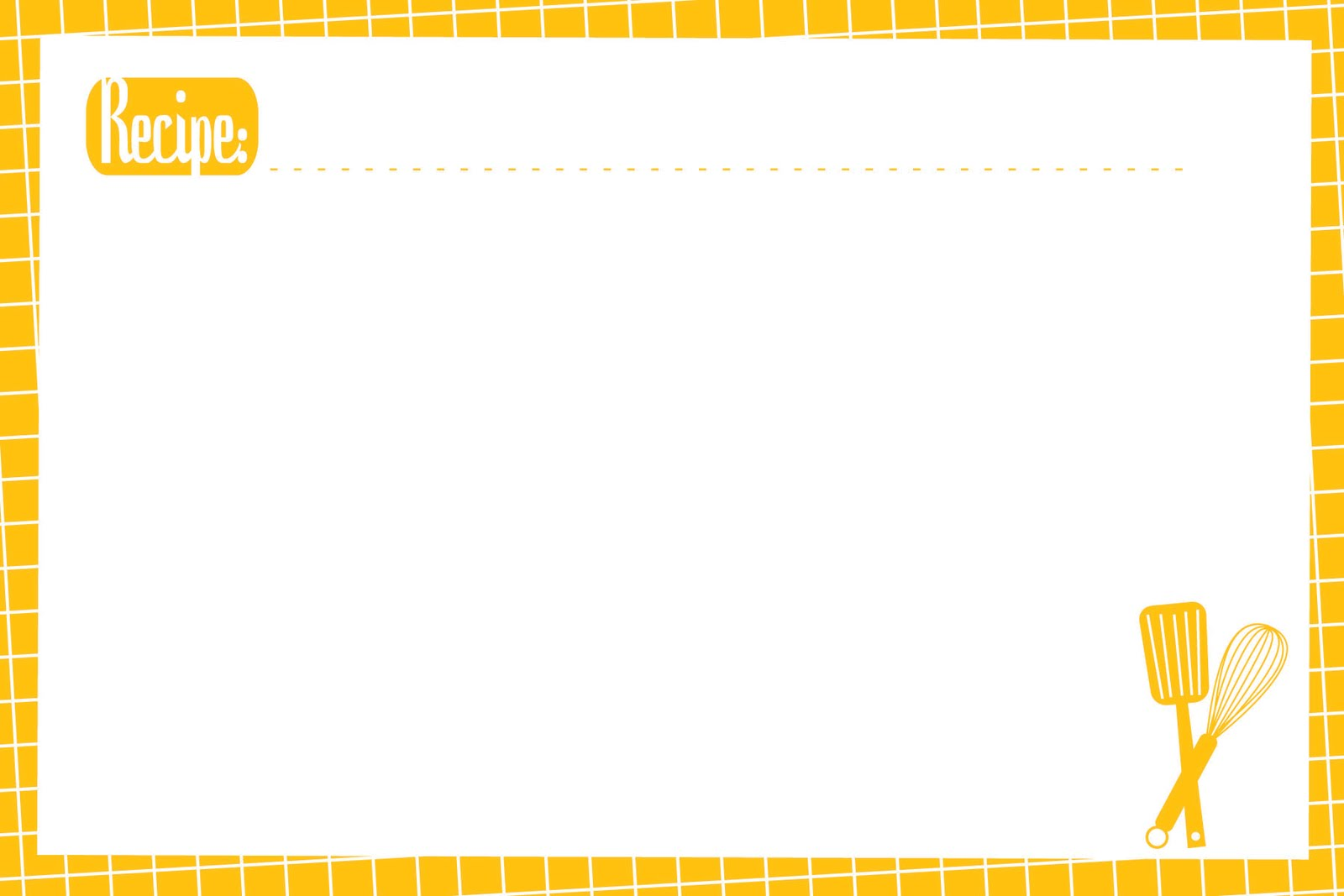 14 printable food border designs images  menu borders