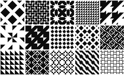 Geometric Patterns and Designs
