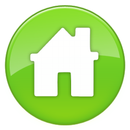 12 Return To Homepage Icons Images - New Home Icon, House ... Green Home Icon Png