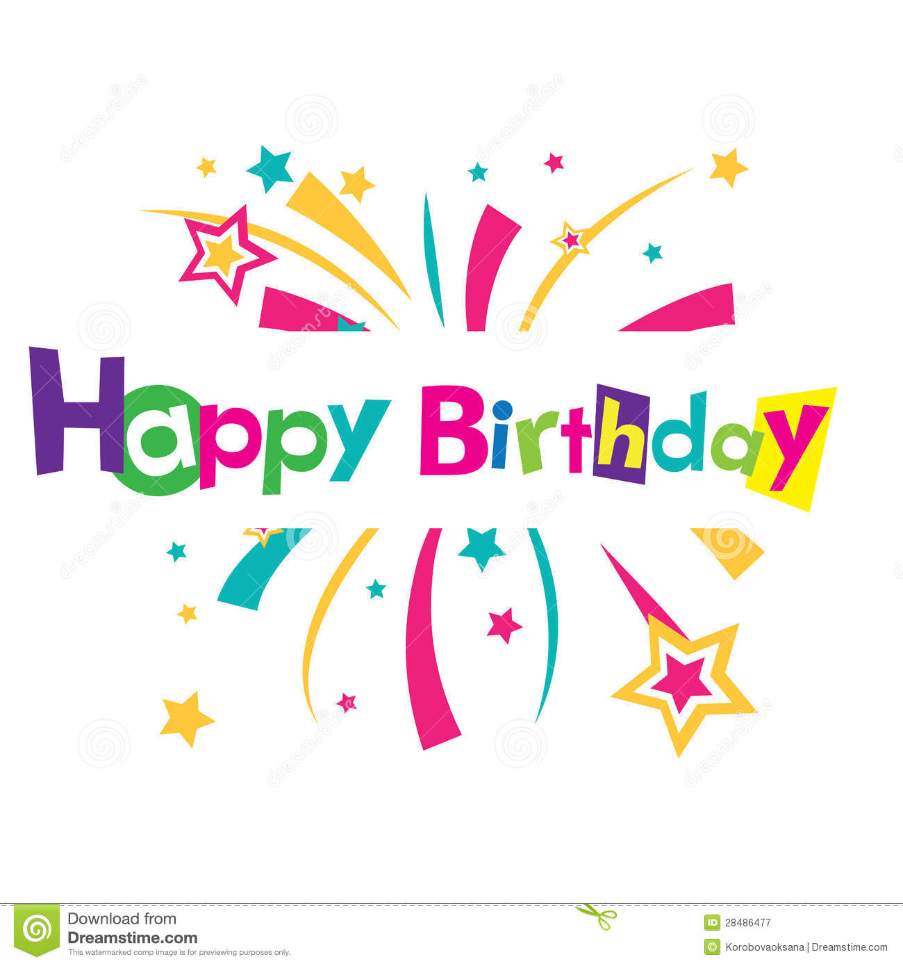 Birthday Cards Vector ~ Simple birthday card vector images happy designs free