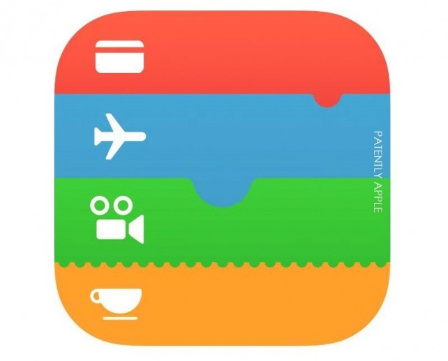 5 IOS 7 Passbook Icon Images