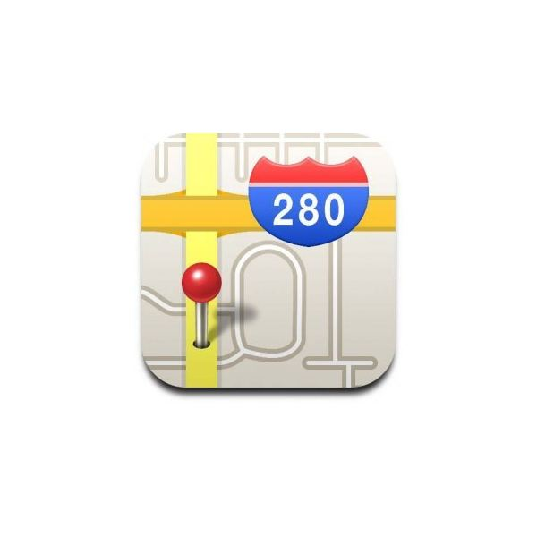 12 IPhone GPS Icon Images