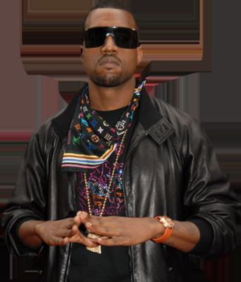 13 Kanye West PSD Images