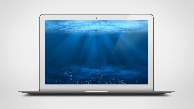 MacBook Air Mock Up Templates