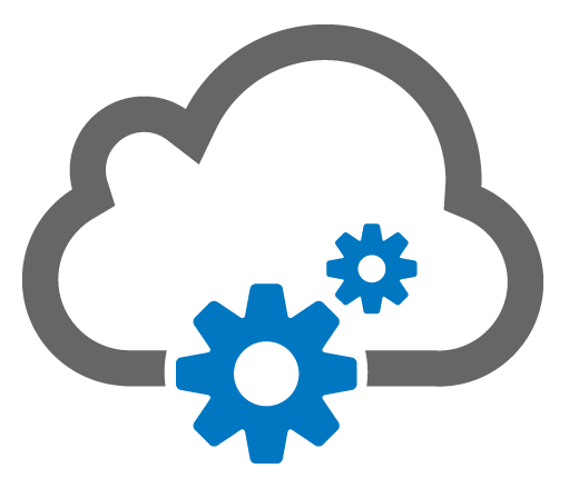 18 Cloud Service Provider Data Icons Images
