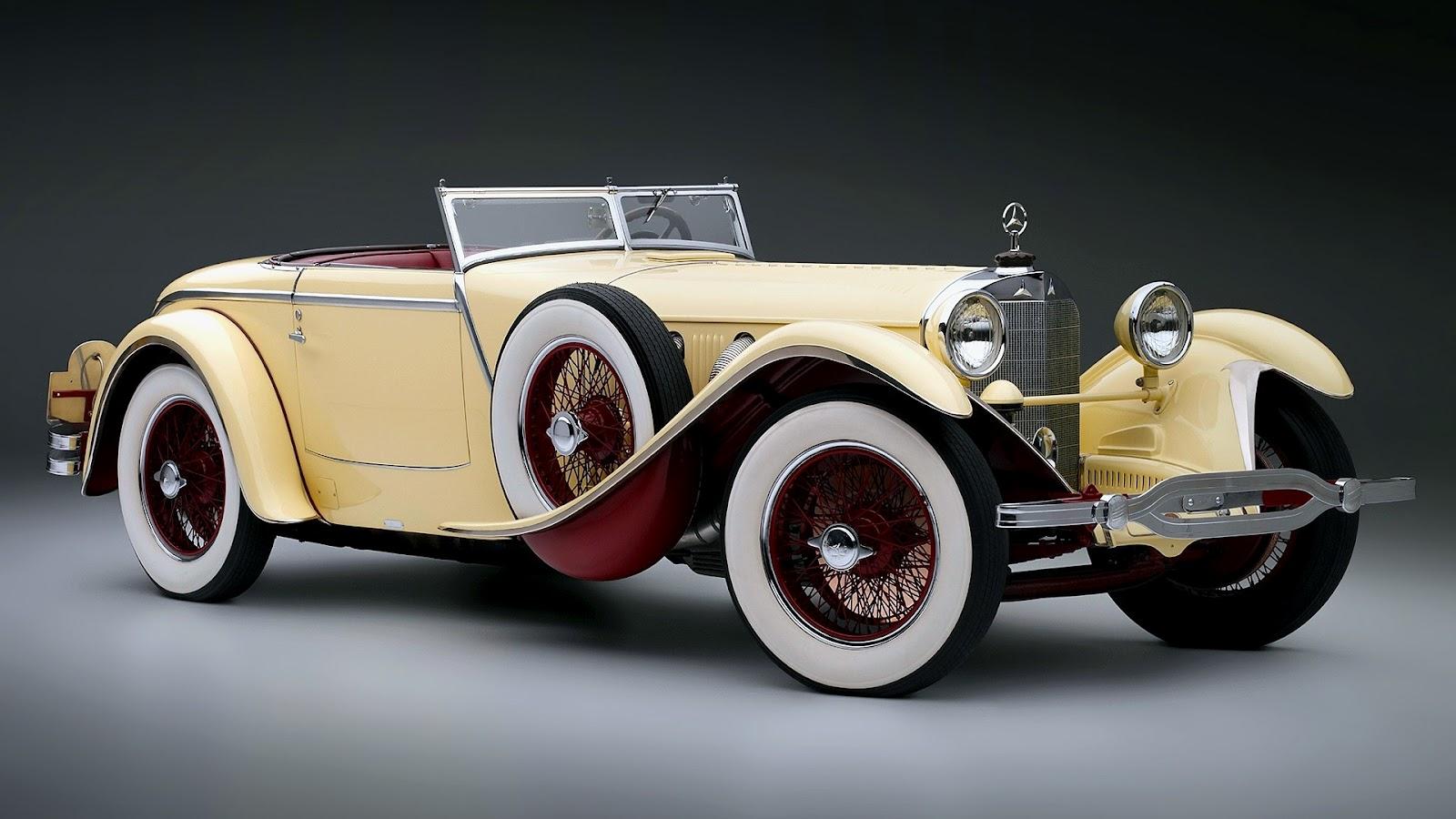 Mercedes-Benz Classic Car