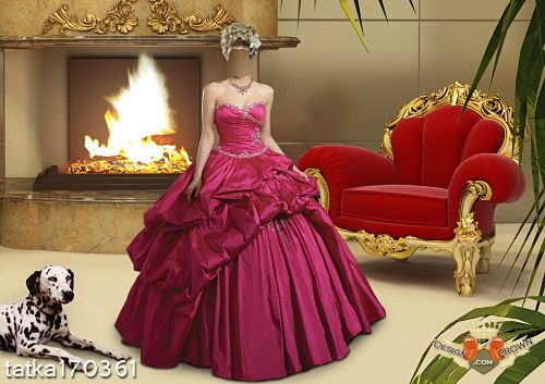 Photoshop Costume Templates Women
