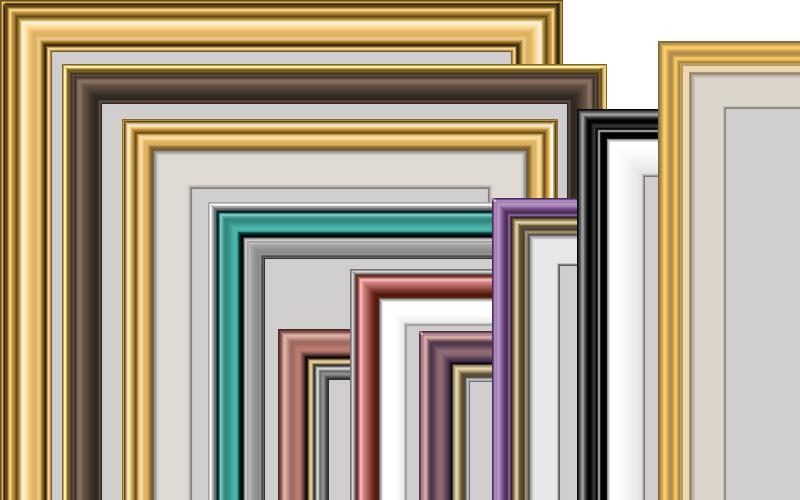 Photoshop Elements 11 Frames