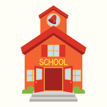 8 High School Icon Images - School Building Icon, College ...