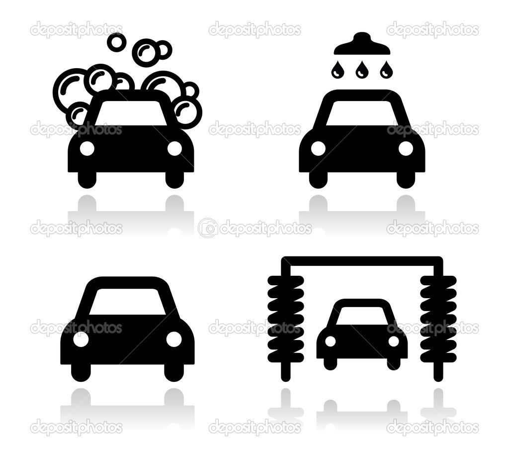 Stock Car Vector Icon