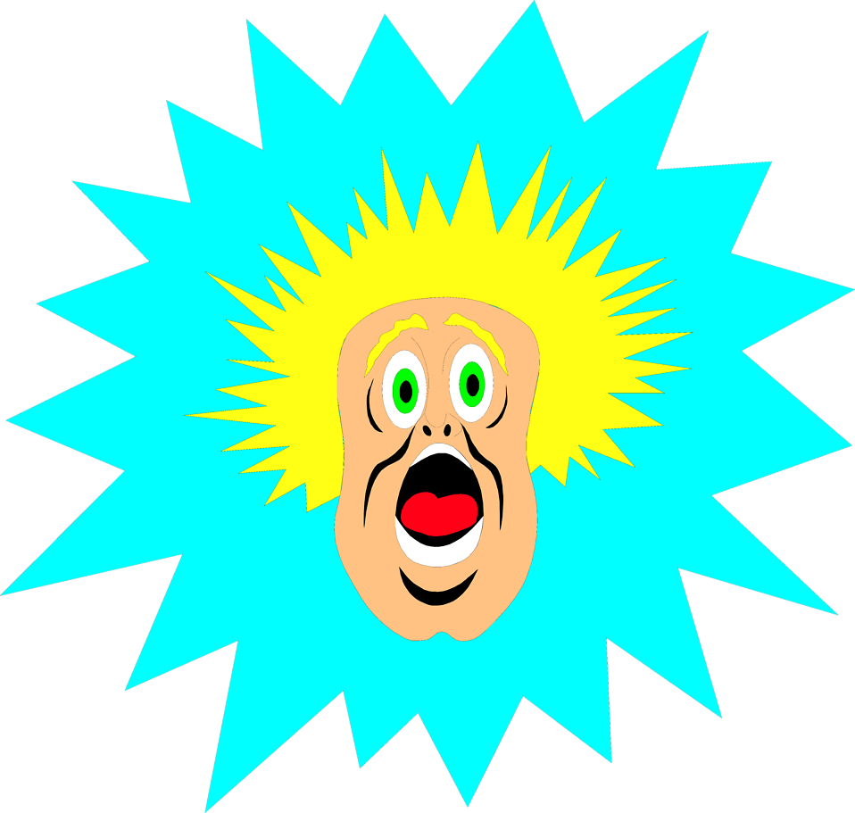 Surprised Person Cartoon