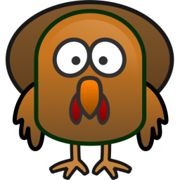15 Thanksgiving Turkey Icon Images