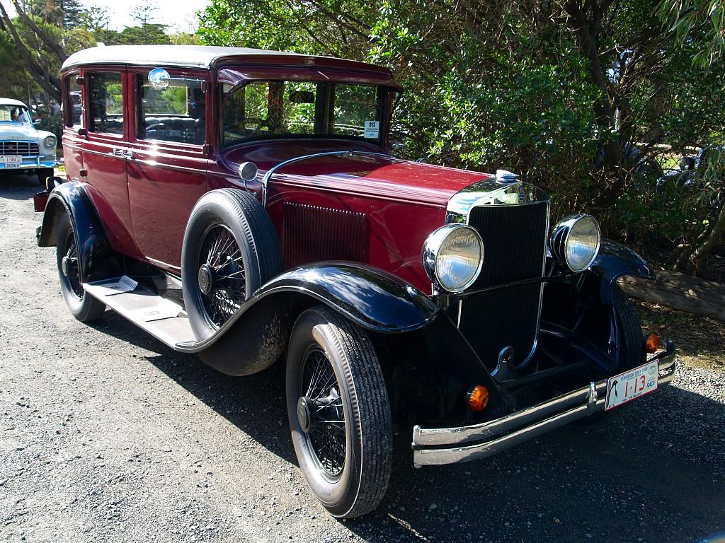 Vintage Classic Car Names