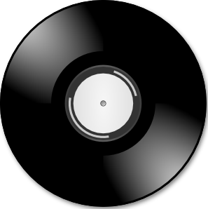 15 Free Vector Vinyl Clip Art Images