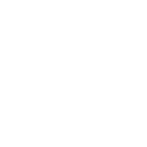 White Transparent Twitter Icon