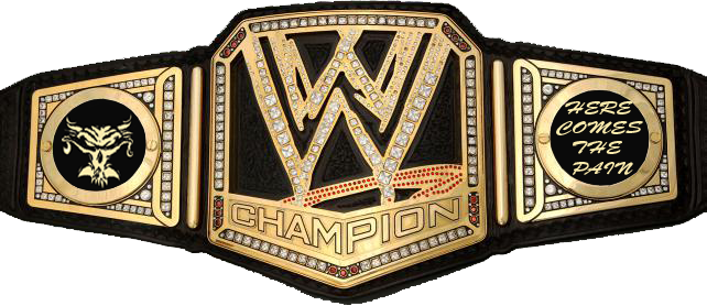 how to draw the wwe championship belt step by step