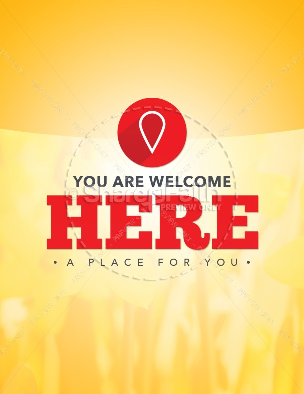 11 Church Welcome Banner PSD Images - Website Christian ...