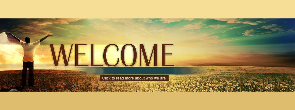 11 church welcome banner psd images