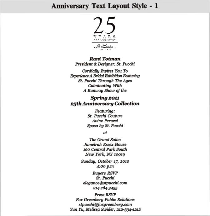 Th Wedding Anniversary Program Template Images Vow Renewal - Wedding anniversary program templates
