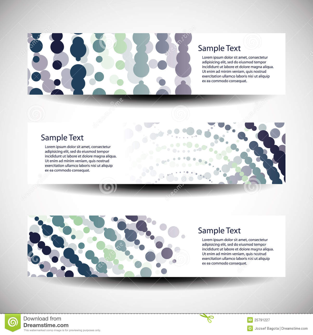 Abstract Header Design for Free