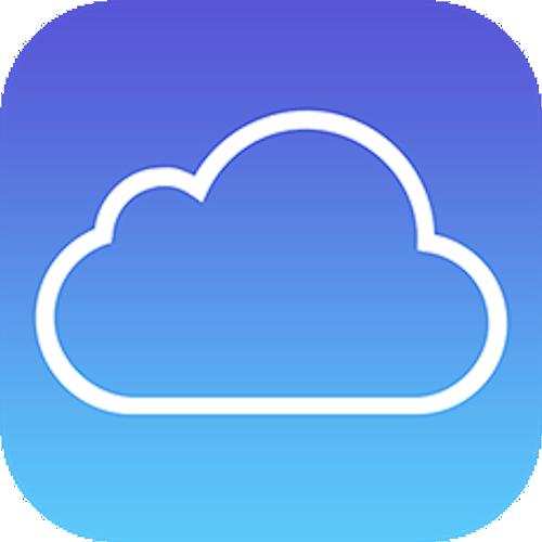 13 ICloud Icon On IPad Images