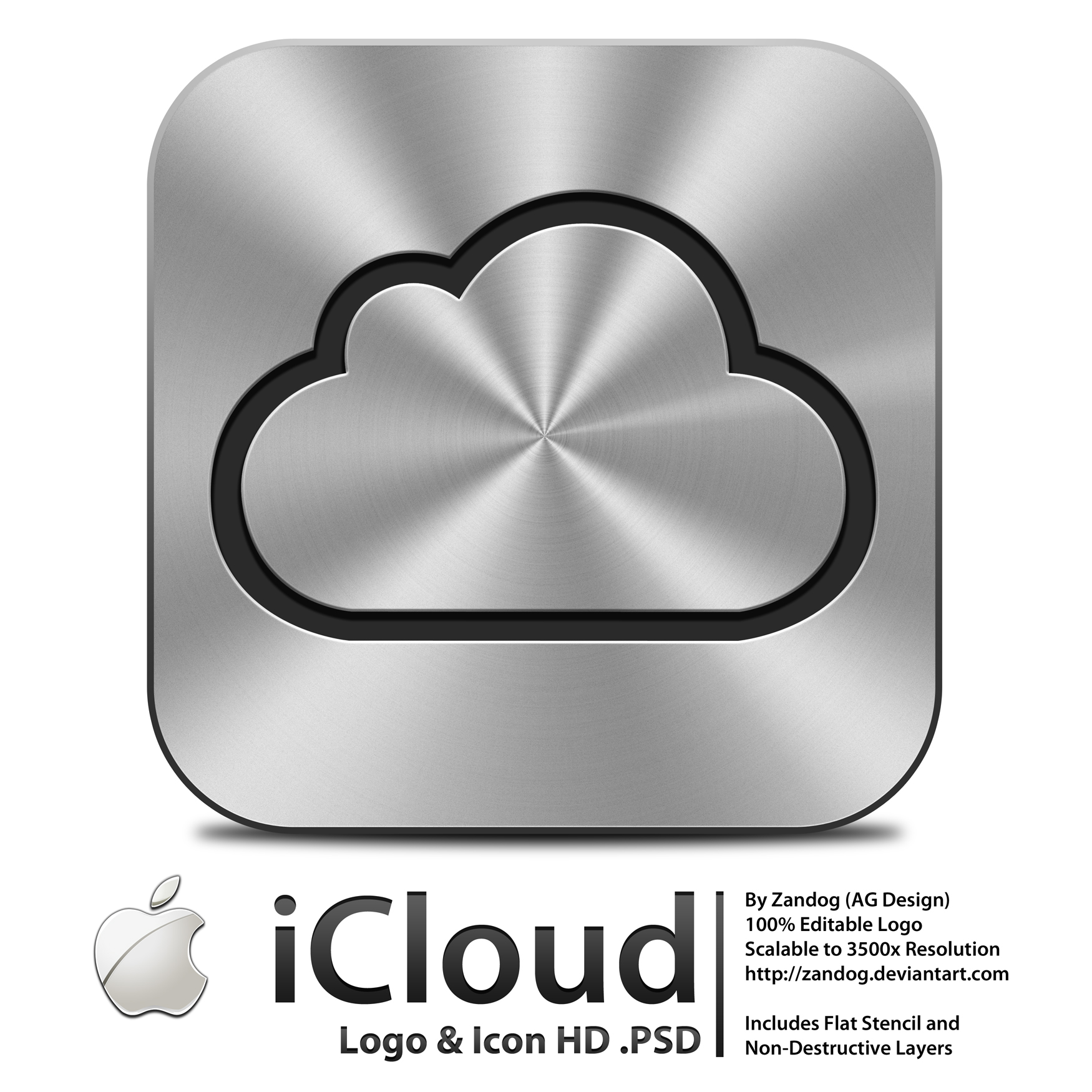 10 Apple ICloud Icon Images