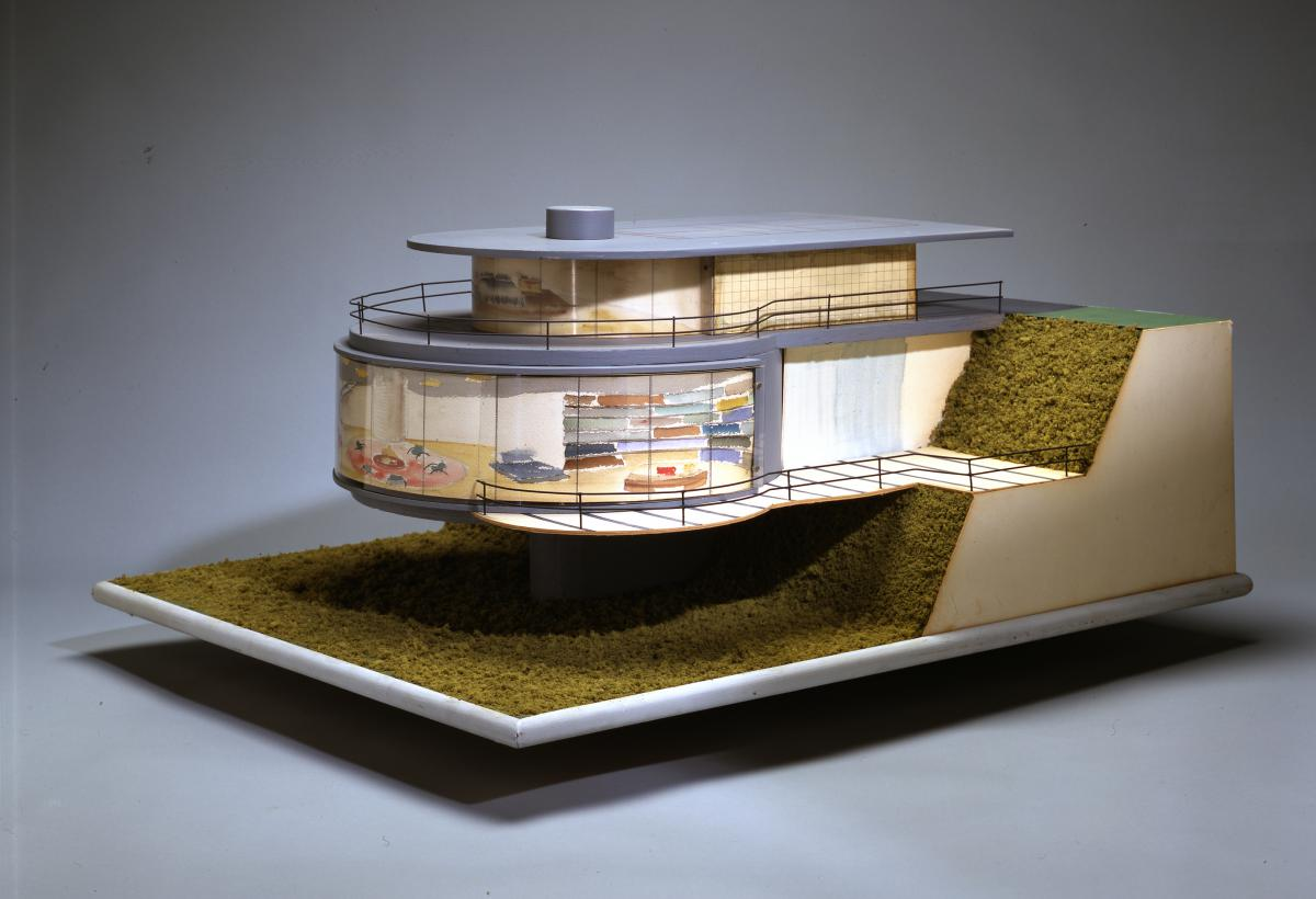 14 architectural design models images architectural for Architecture and design