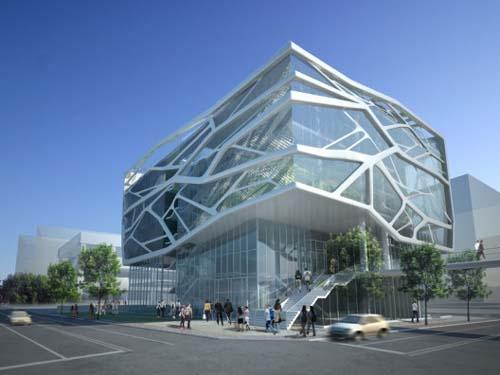 Architecture Design Concept Buildings