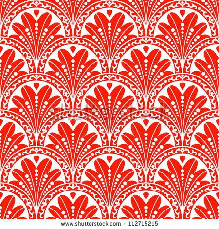Asian Pattern 64