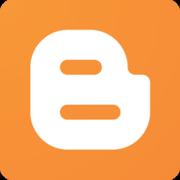 Blog Icon Vector Logo