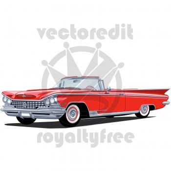Buick Vector Car Clip Art