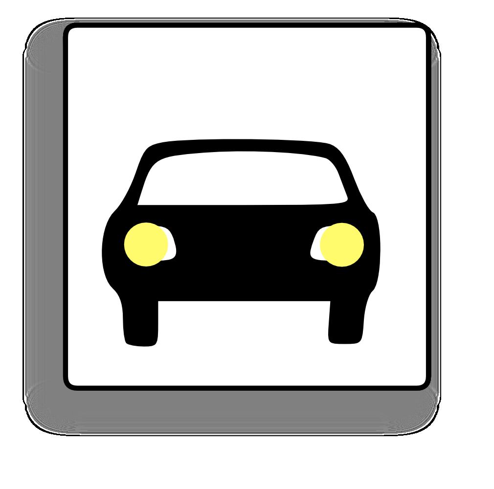 Car Icon Clip Art