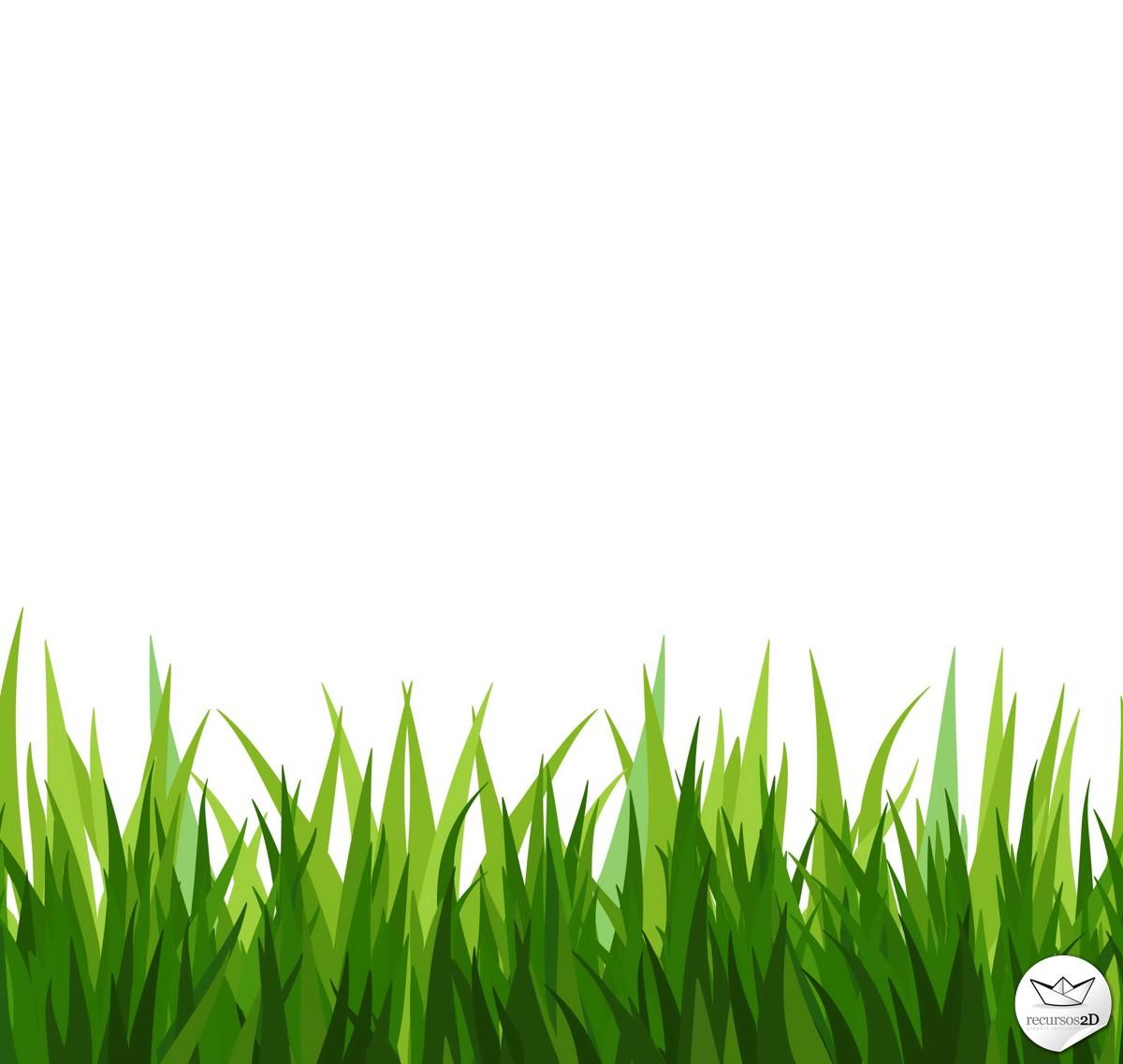 Cartoon Grass Vector