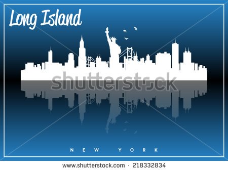 7 Long Island Vector Images