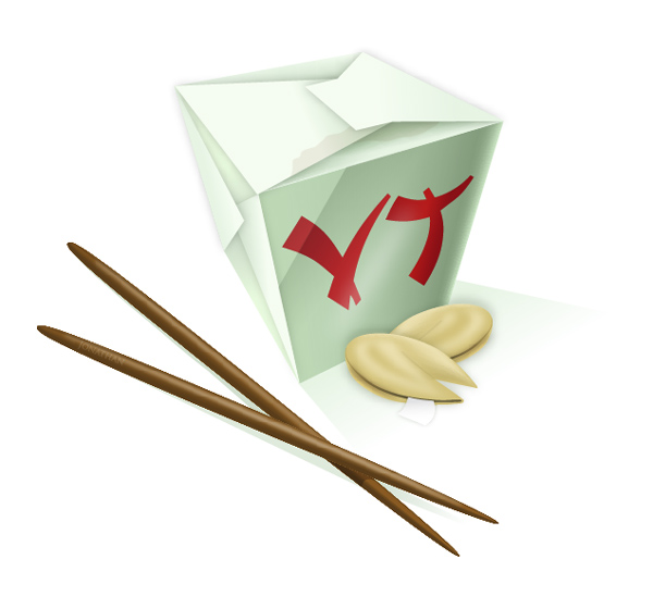 8 Chinese Food Icon Images