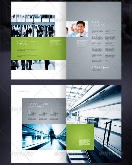 12 corporate brochure design images corporate brochure for Corporate brochure template