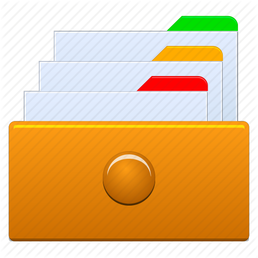 Data Card File Cabinets