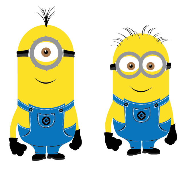 Despicable Me Minion Clip Art Free