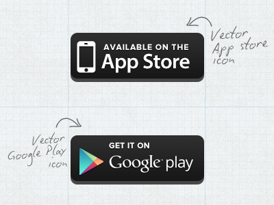 Download Button On App Store