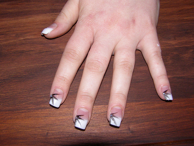 10 Easy Nail Designs Do It Yourself Images