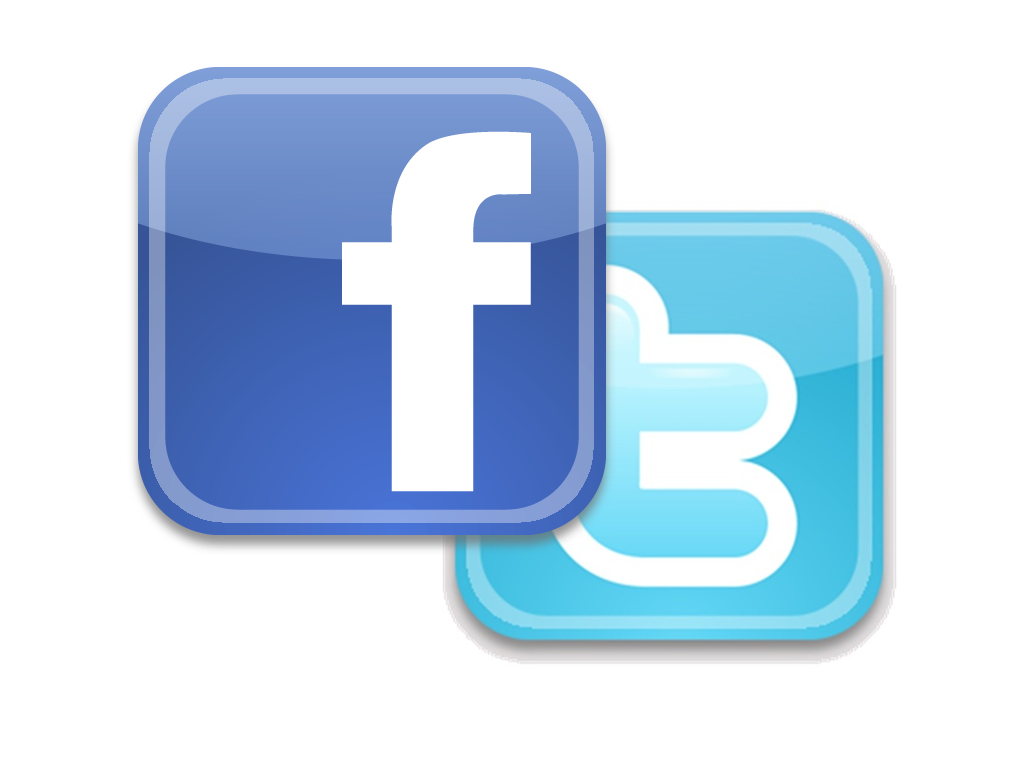 14 Facebook Twitter Google Icons PNG Images