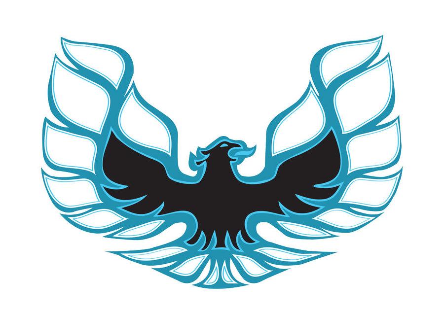 Firebird Logo Decal