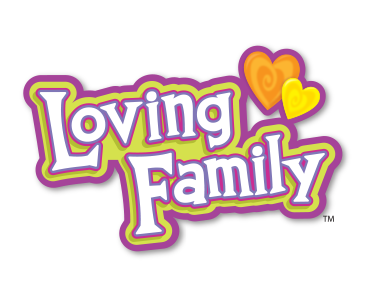 Fisher Price Loving Family Logo