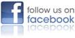 Follow Us On Facebook Logo Small